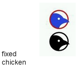 Debian Chicken