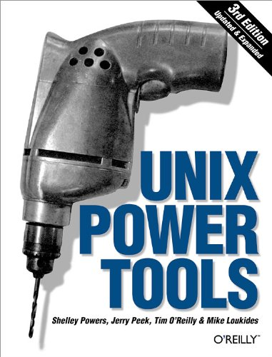 Livro Unix Power Tools